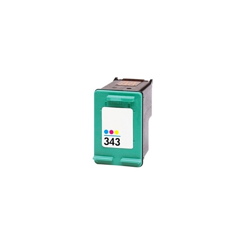 Tinta Compatible HP 343 Color C8766EE