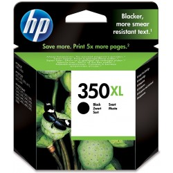 HP 350XL Black Ink CB336EE