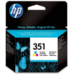 Tinta HP 351 Color CB337EE