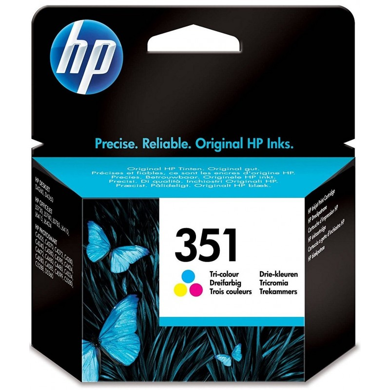 Tinta HP 351 Color CB337EE