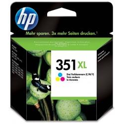HP 351XL Color Ink CB338EE