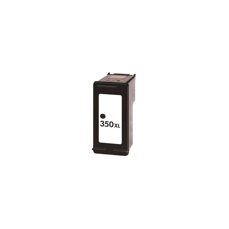 Tinta Compatible HP 350XL Negro CB336EE