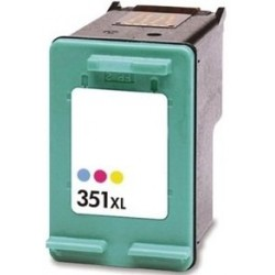 Tinta Compatible HP 351XL...