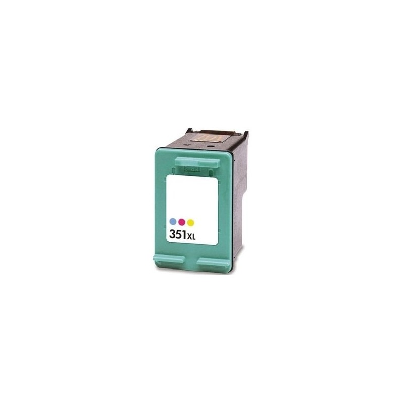 Tinta Compatible HP 351XL Color CB338EE