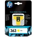 Tinta HP 363 Amarillo C8773EE