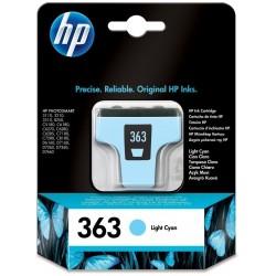 Tinta HP 363 Cian Claro...