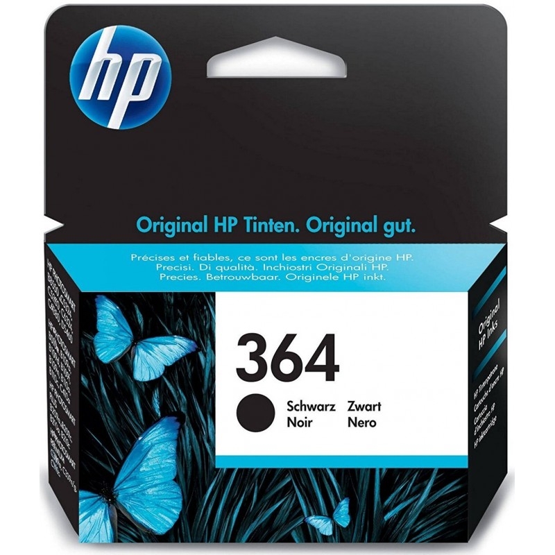 Tinta HP 364 Negro CB316EE