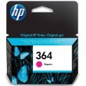 Tinta HP 364 Magenta CB319EE