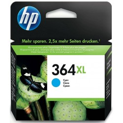 HP 364XL Cyan Ink CB323EE
