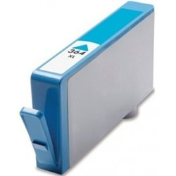 Tinta Hp 364XL CB323E Cyan Compatible