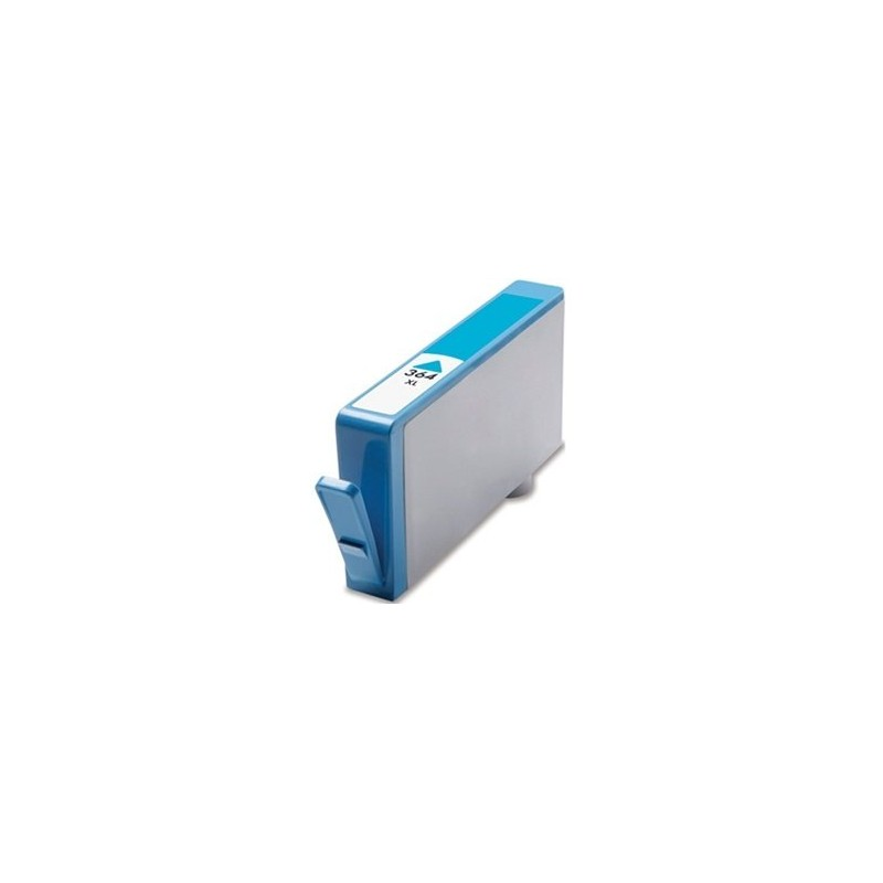 Tinta Hp 364XL CB323E Cyan Compatible