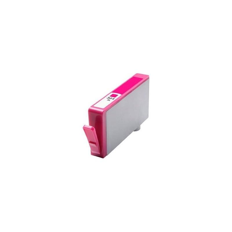 Compatible HP 364XL Magenta Ink CB324EE