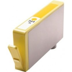 Compatible HP 364XL Yellow Ink CB325EE