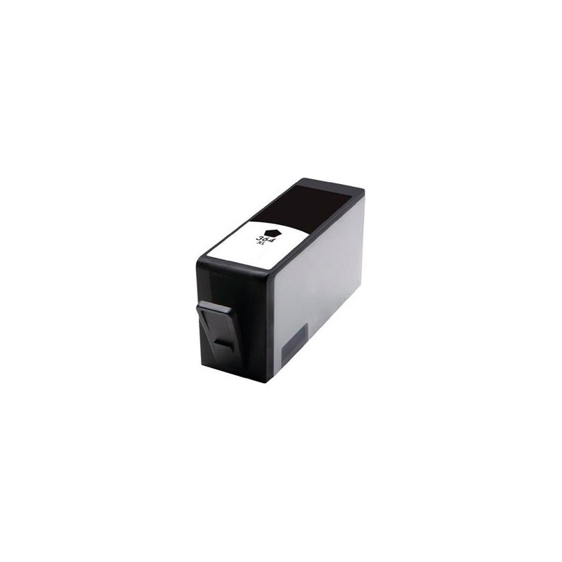 Compatible HP 364XL Black Ink CN684EE