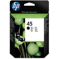 Tinta HP 45 Negro 51645AE