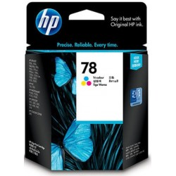 Tinta HP 78 Color C6578D