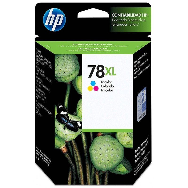 Tinta HP 78XL Color C6578A