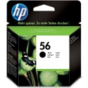 HP 56 Black Ink C6656AE