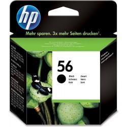 HP 56 Black Ink C6656AE