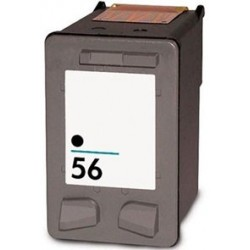 Compatible HP 56 Black Ink C6656AE