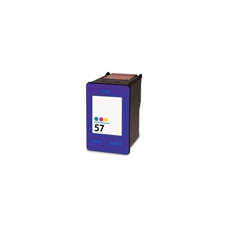Tinta Compatible HP 57 Color C6657AE