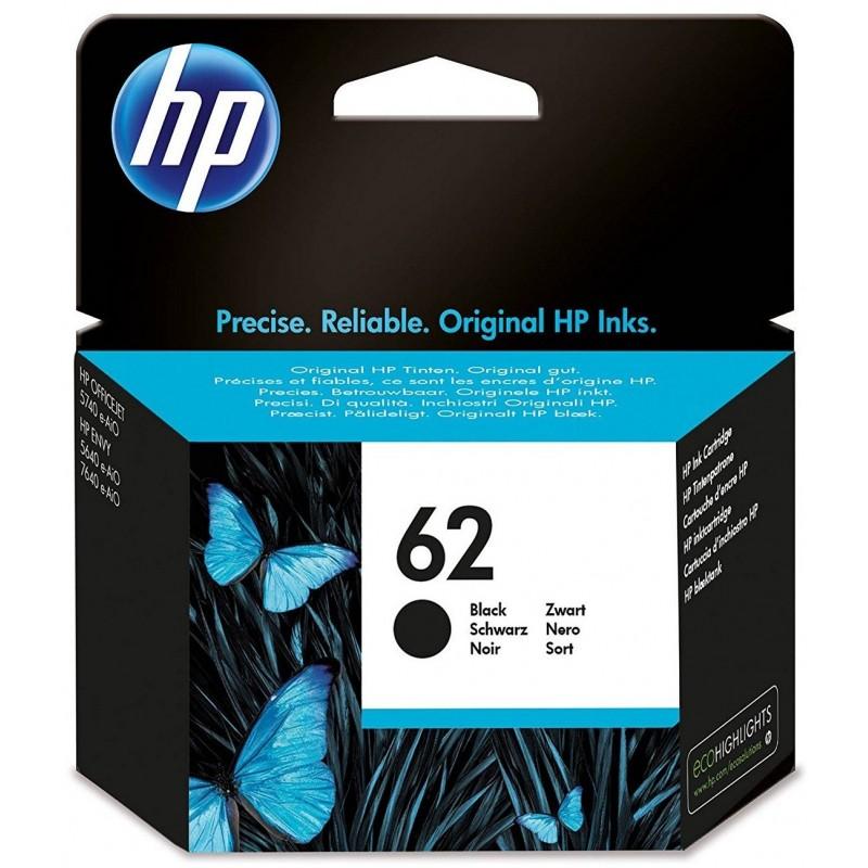 Tinta HP 62 Negro C2P04AE