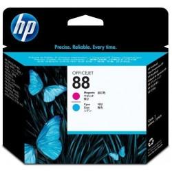Tinta HP 88 Cabezal Magenta...