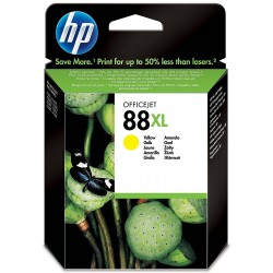 Tinta HP 88XL Amarillo C9393AE