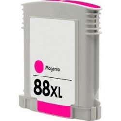 Tinta Compatible HP 88XL Magenta C9392AE