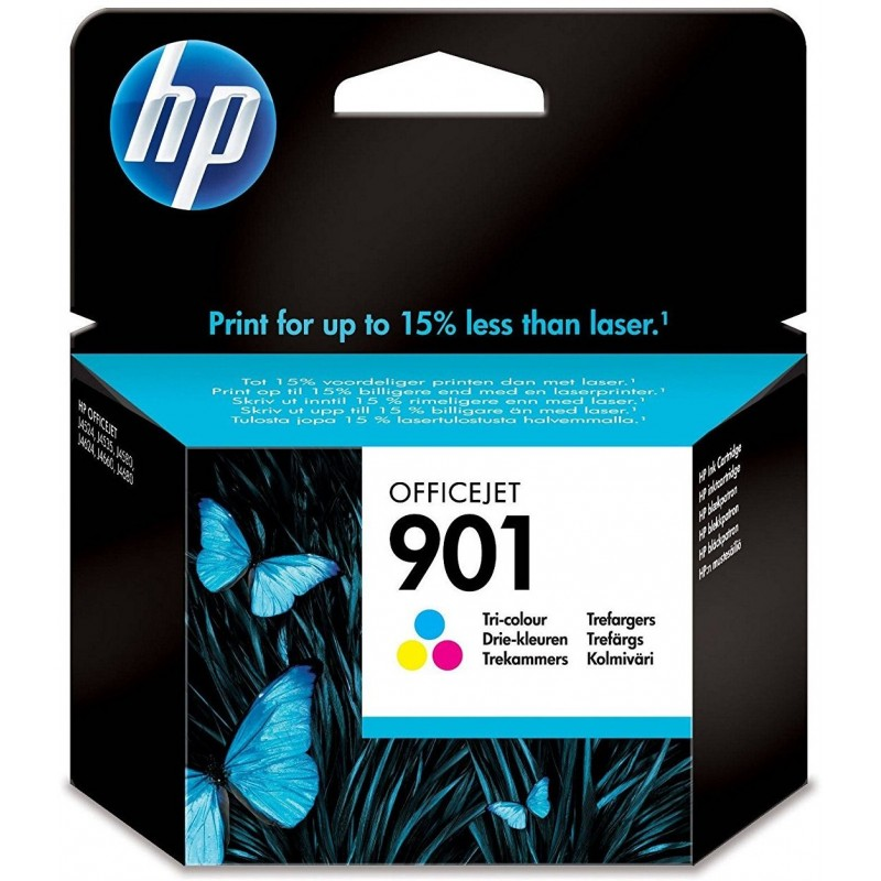 Tinta HP 901 Color CC656AE