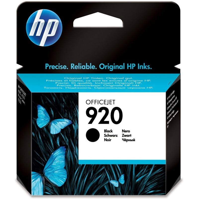 HP 920 Black Ink CD971AE