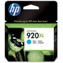 Tinta HP 920XL Cian CD972AE