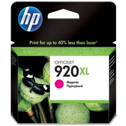 Tinta HP 920XL Magenta CD973AE