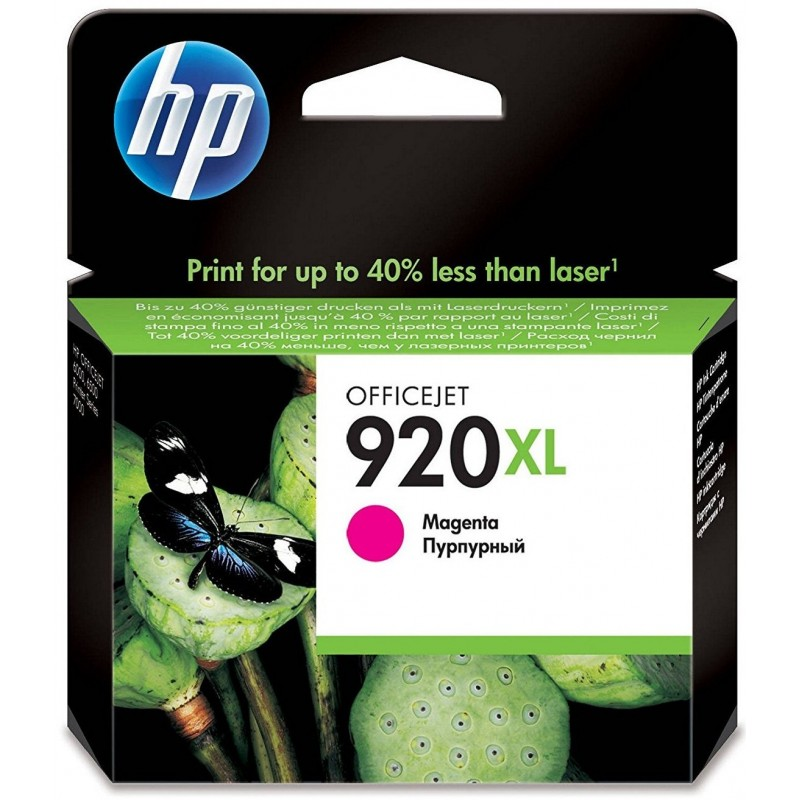 HP 920XL Magenta Ink CD973AE