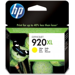 Tinta HP 920XL Amarillo...