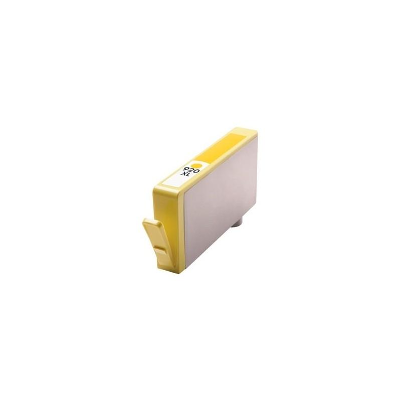Tinta Compatible HP 920XL Amarillo CD974AE