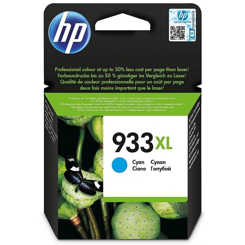 Tinta HP 933XL Cian CN054AE