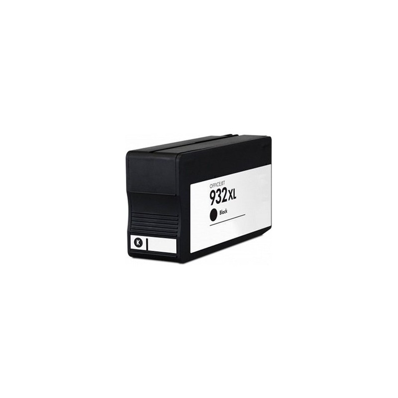 Tinta Compatible HP 932XL Negro CN053AE