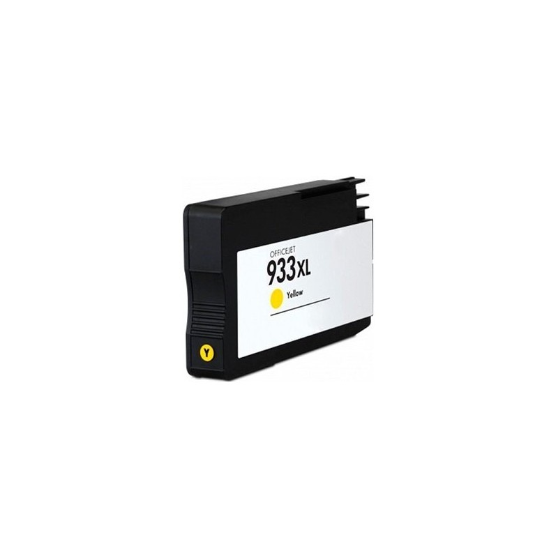 Tinta Compatible HP 933XL Amarillo CN056AE