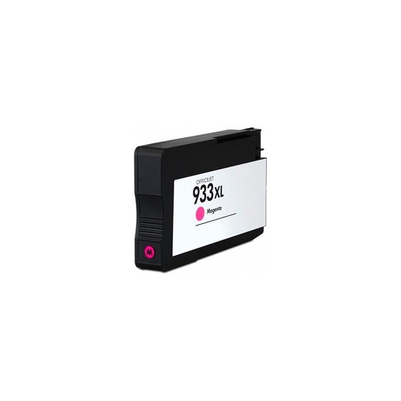 Compatible HP 933XL Magenta Ink CN055AE