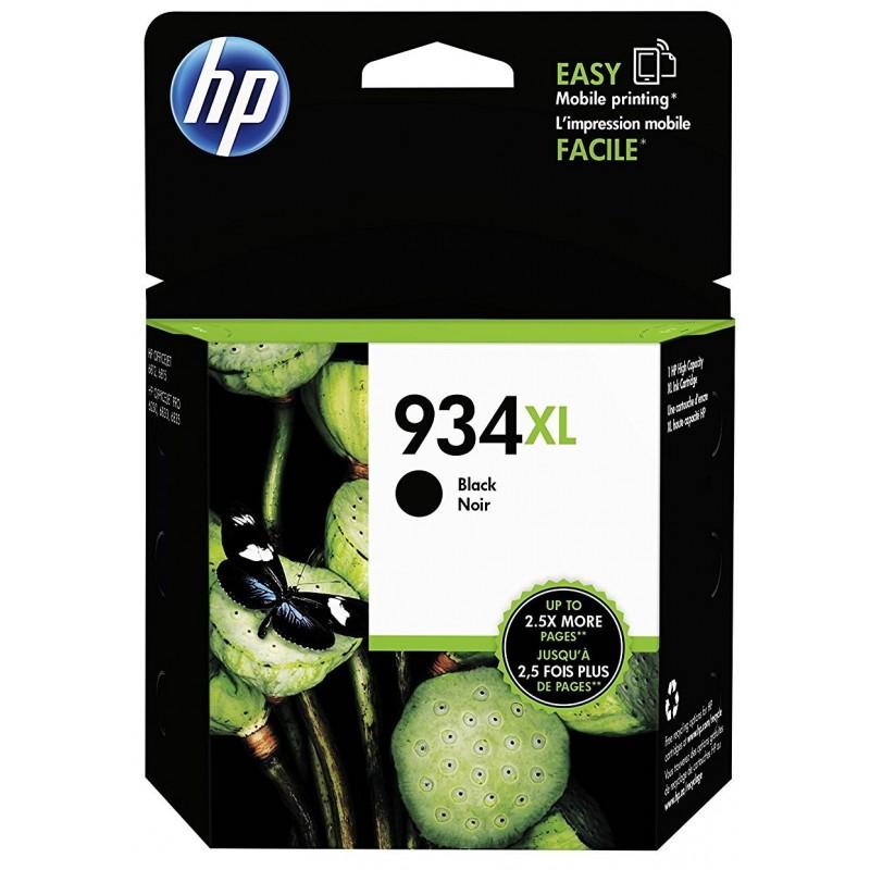 HP 934XL Black Ink C2P23AE