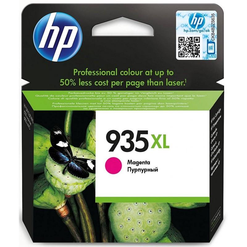 HP 935XL Magenta Ink C2P25AE