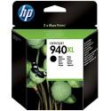 HP 940XL Black Ink C4906AE