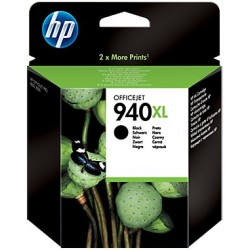 Tinta HP 940XL Negro C4906AE
