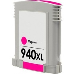 Compatible HP 940XL Magenta Ink C4908AE