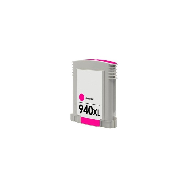 Compatible HP 940XL Magenta Ink C4908AE