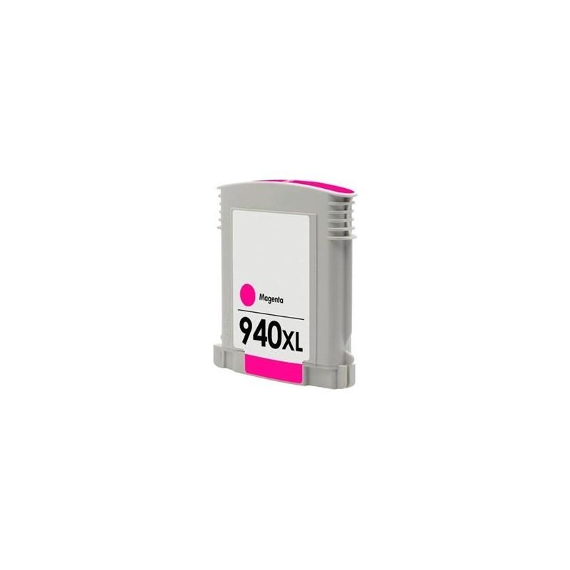 Tinta Compatible HP 940XL Magenta C4908AE