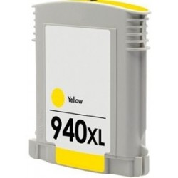Compatible HP 940XL Yellow Ink C4909AE