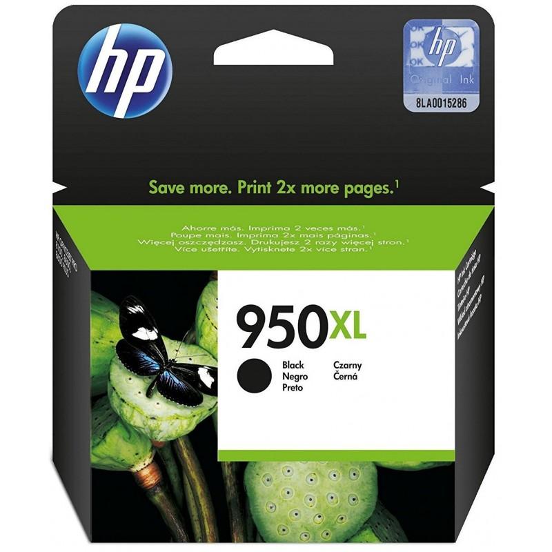 HP 950XL Black Ink CN045AE