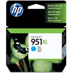 Tinta HP 951XL Cian CN046AE